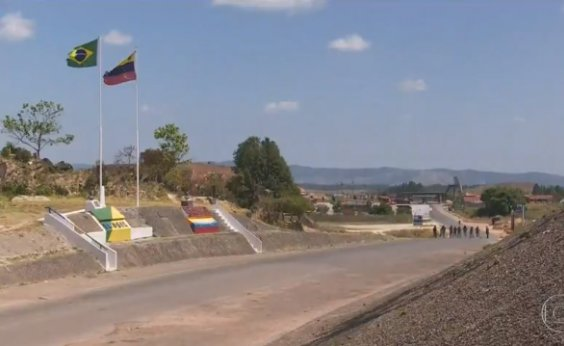 [Fronteira entre Brasil e Venezuela completa dois meses fechada]