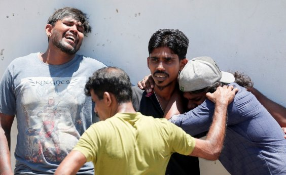 [Oito pessoas são detidas após ataques no Sri Lanka]