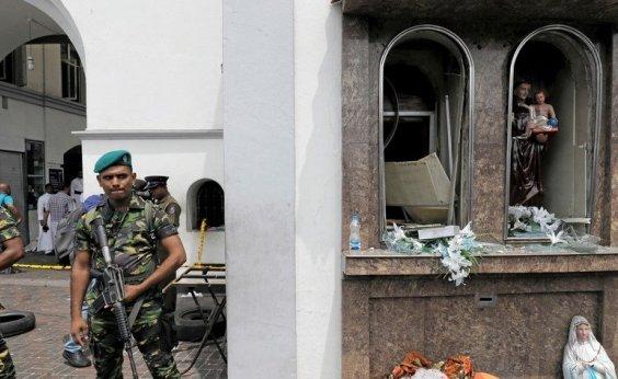 [Após atentados, Sri Lanka bloqueia redes sociais]