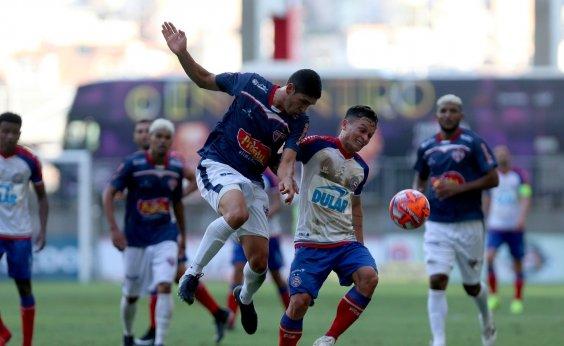 [Bahia vence 'xará' de Feira por 1 a 0 e conquista 48º título do Baianão]