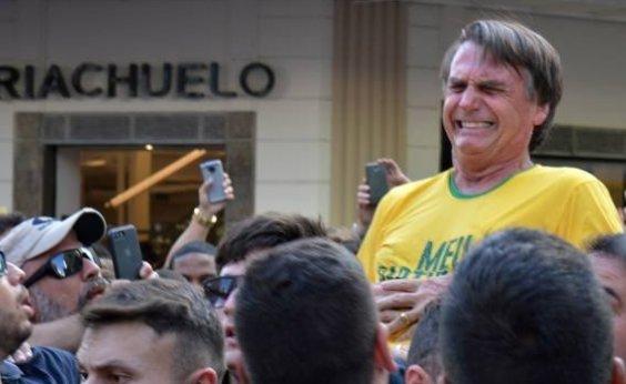 [PF quer ampliar prazo para investigação de ataque contra Bolsonaro]