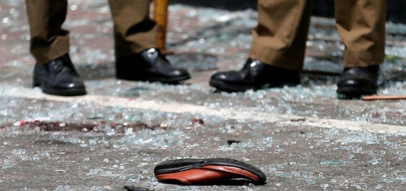 [Número de mortos em ataques no Sri Lanka chega a 290]