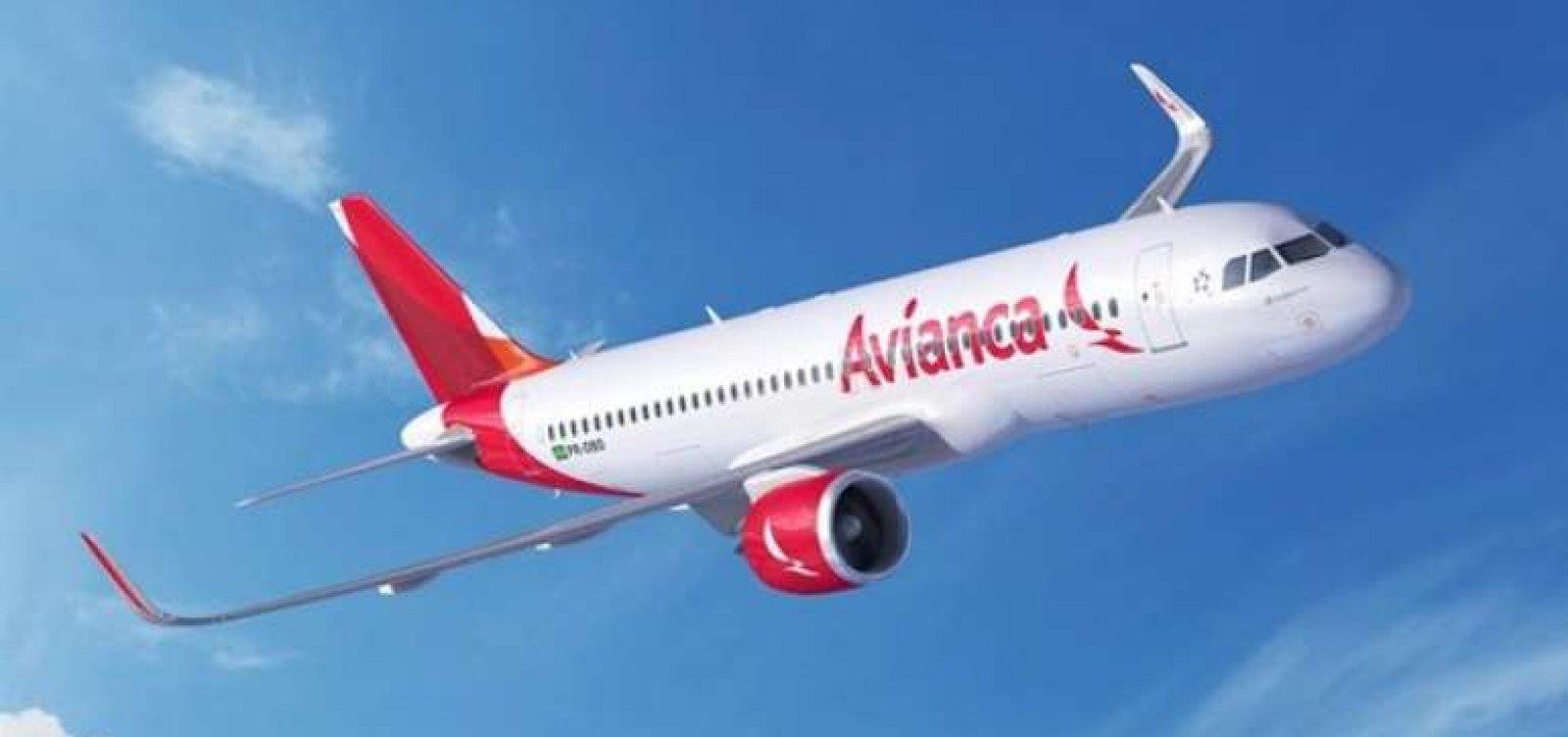 [Avianca cancela mais de 170 voos emSalvador até o próximo domingo]
