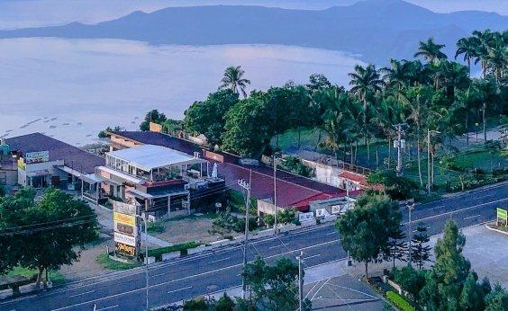 [Forte terremoto atinge ilha nas Filipinas]