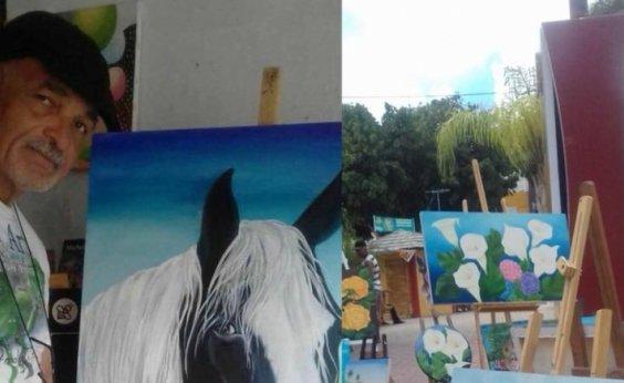 [Um ano após morte do artista plástico Nadinho, familiares cobram justiça]