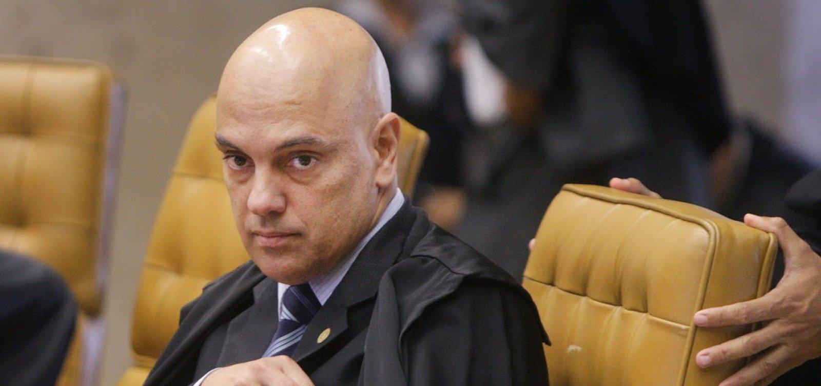 [Ministro do STF justifica censura antes da verificação de possível fake news]