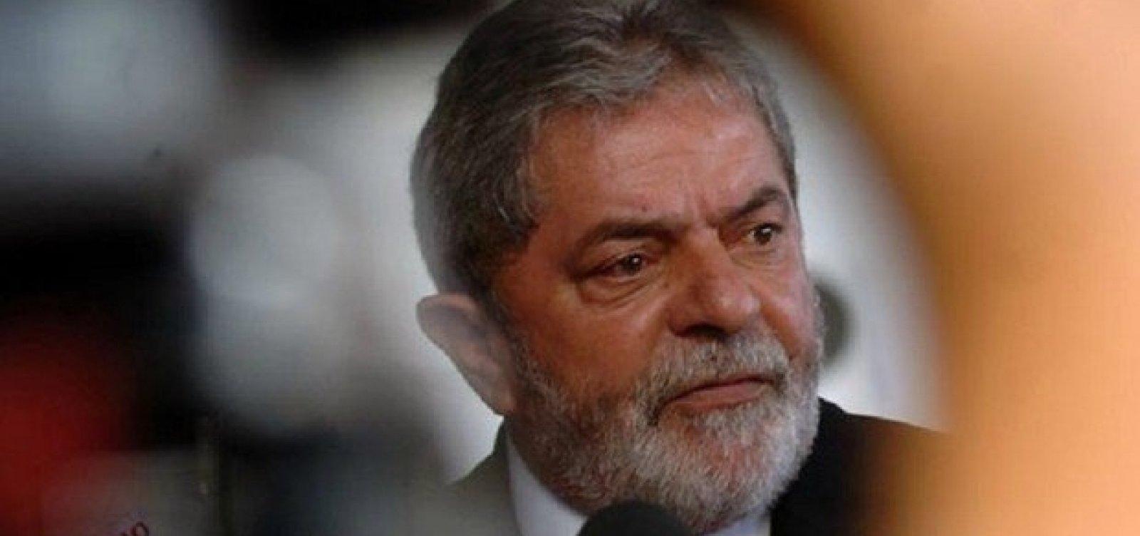 [STJ julga hoje recurso contra condenação de Lula ]