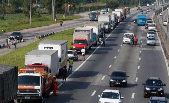 [Governo decide passar custo do diesel para tabela do frete e evita greve de caminhoneiros]
