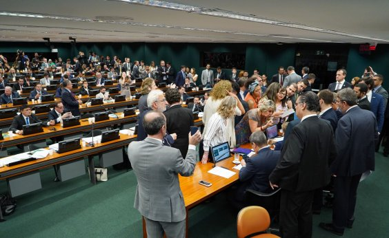 [CCJ da Câmara deve votar hoje relatório da reforma da Previdência]