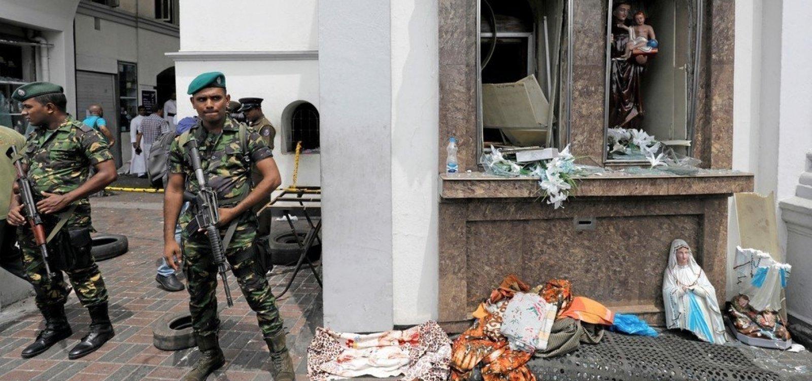 [Grupo terrorista NTJ é apontado como autor de ataques no Sri Lanka]