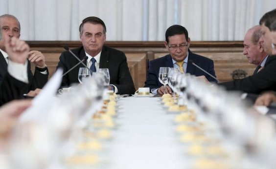 [Reforma da Previdência é tema de reunião entre Bolsonaro e ministros hoje]