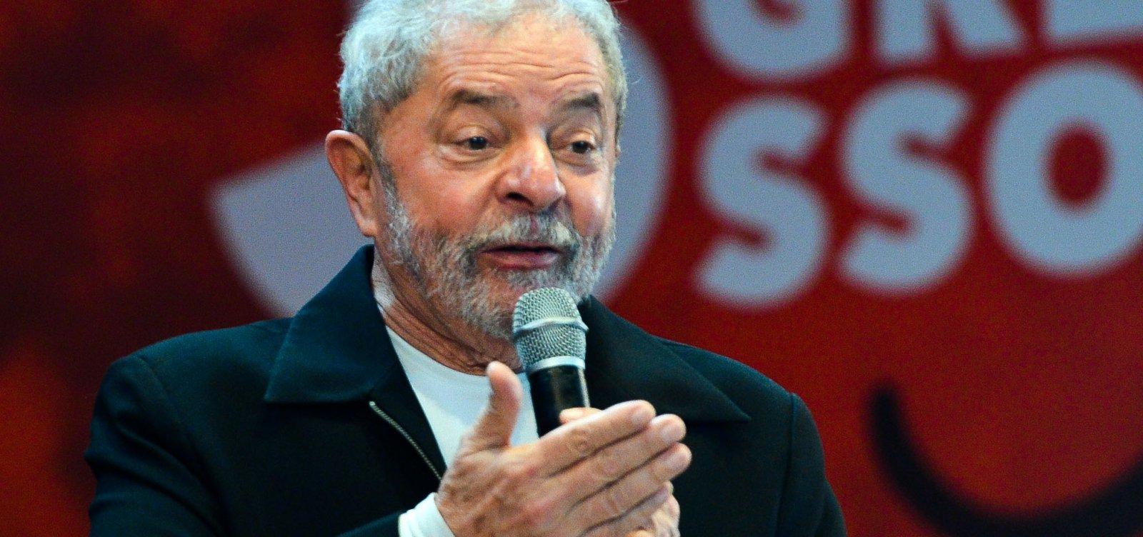 [Defesa de Lula diz não ter sido avisada de julgamento]