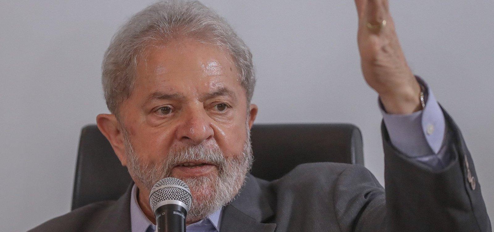 [Relator vota pela redução da pena de Lula no caso do triplex]