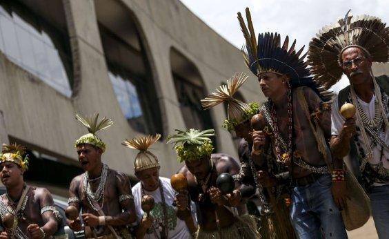 [Manifestação indígena em Brasília deve acontecer sob tensão]