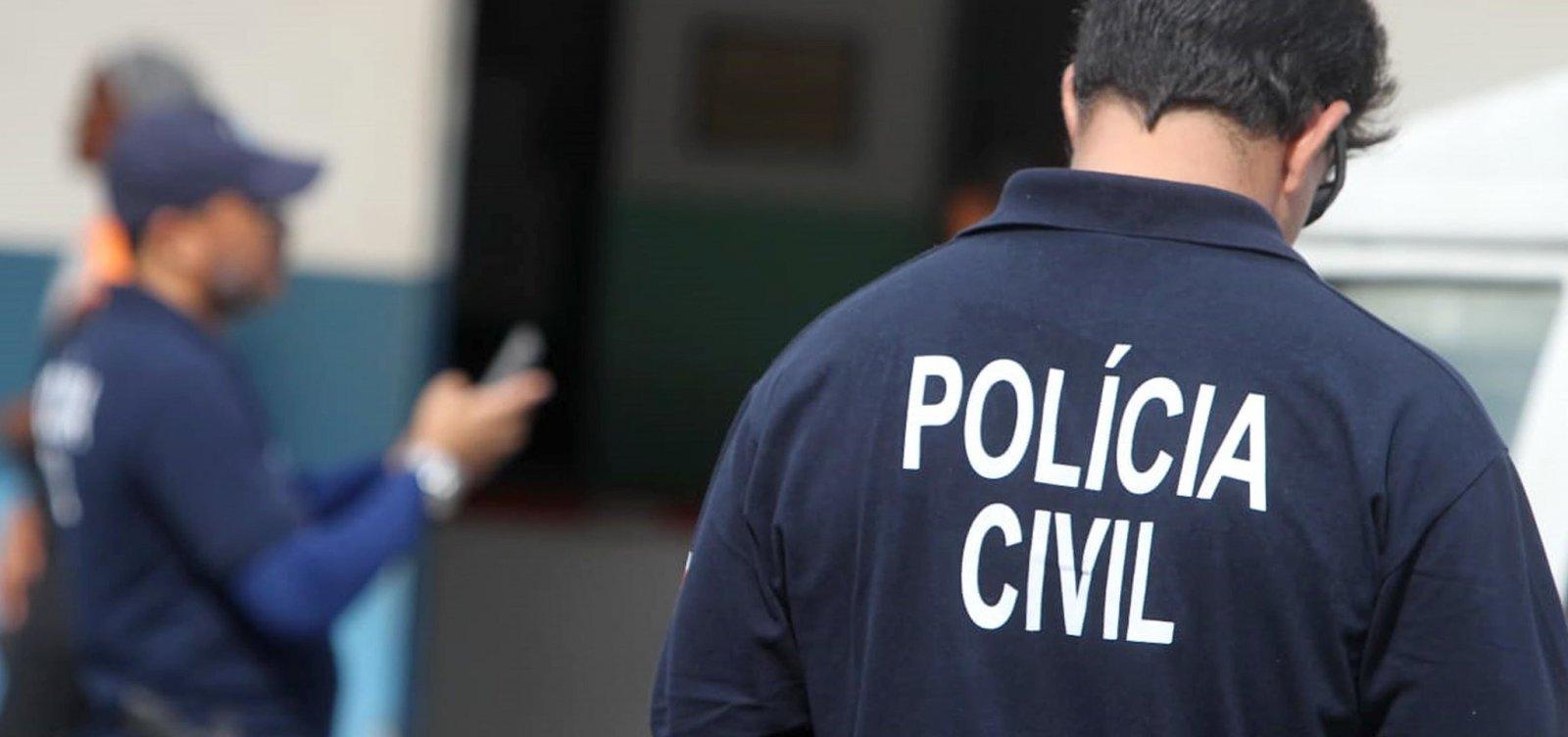 [Operação da Polícia Civil prende mais de 30 foragidos por roubos, homicídios e estupros]