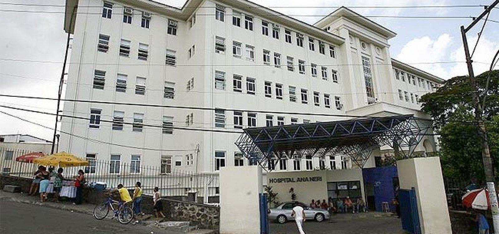 [Pacientes da enfermaria sofrem com falta de ar-condicionado no Hospital Ana Nery, diz denúncia ]