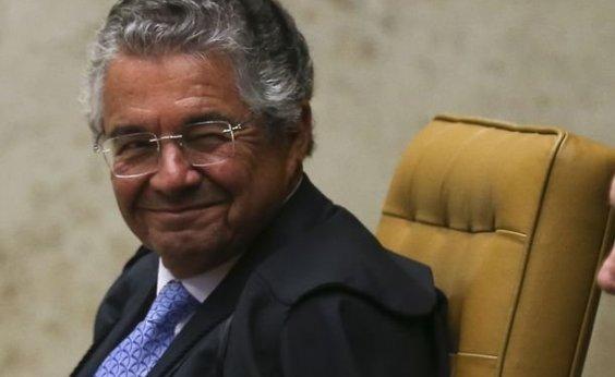 ['Eu tenho uma dúvida seríssima quanto aos crimes', diz Marco Aurélio sobre Lula]