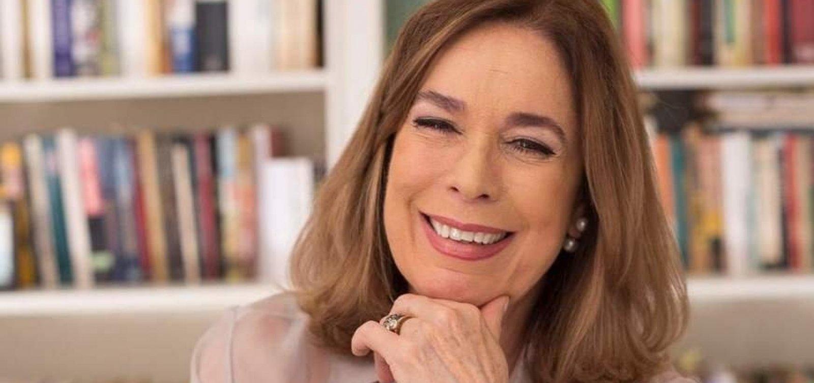 ['Inventor do fake news', brinca historiadora Mary Del Priore sobre patrono da independência do Brasil]