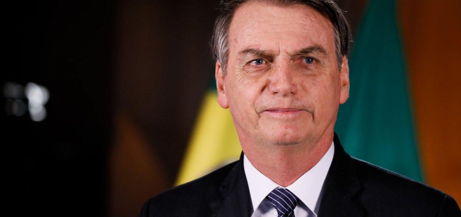 ['Sombra que às vezes não se guia de acordo com o sol', diz Bolsonaro sobre papel de vice-presidente]