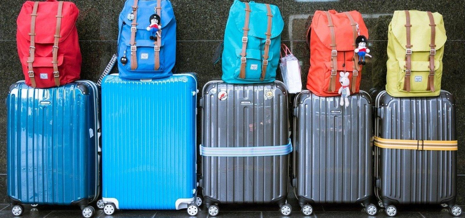 [Comissão aprova determinação pela volta do despacho gratuito de bagagens]