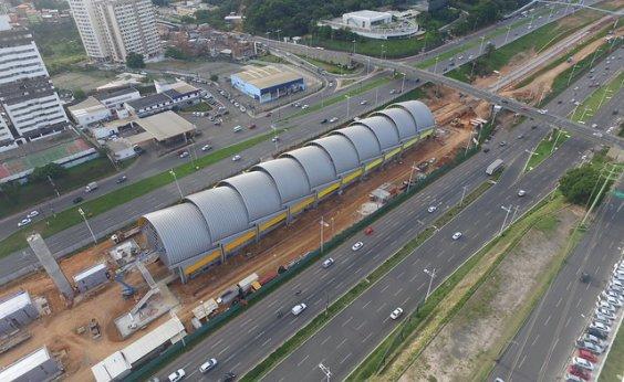 [Governo estuda implantação de duas novas estações demetrô: Barra e Campo Grande]