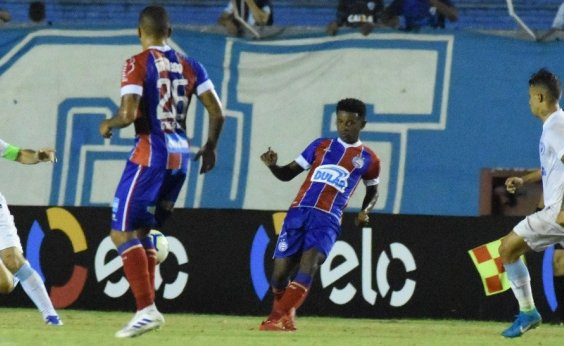 [Bahia perde para o Londrina, mas se classifica para as oitavas da Copa do Brasil]