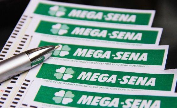 [Mega-Sena sorteia neste sábado prêmio de R$ 105 milhões]