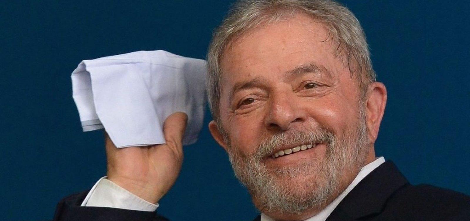 [Após guerra jurídica, Lewandowski garante entrevista exclusiva de Lula a jornais]