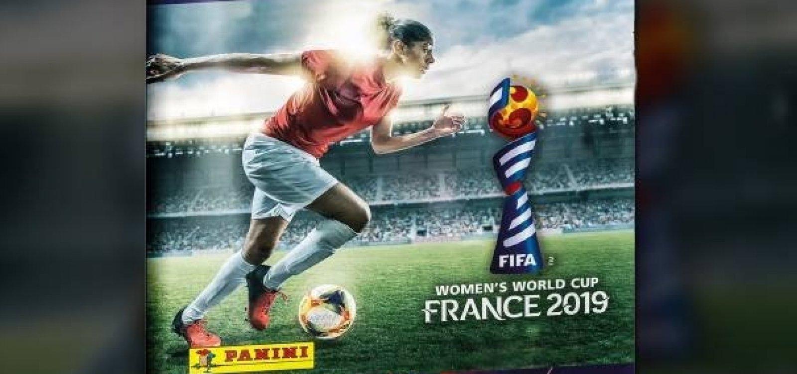 [Copa do Mundo feminina terá álbum da Panini]