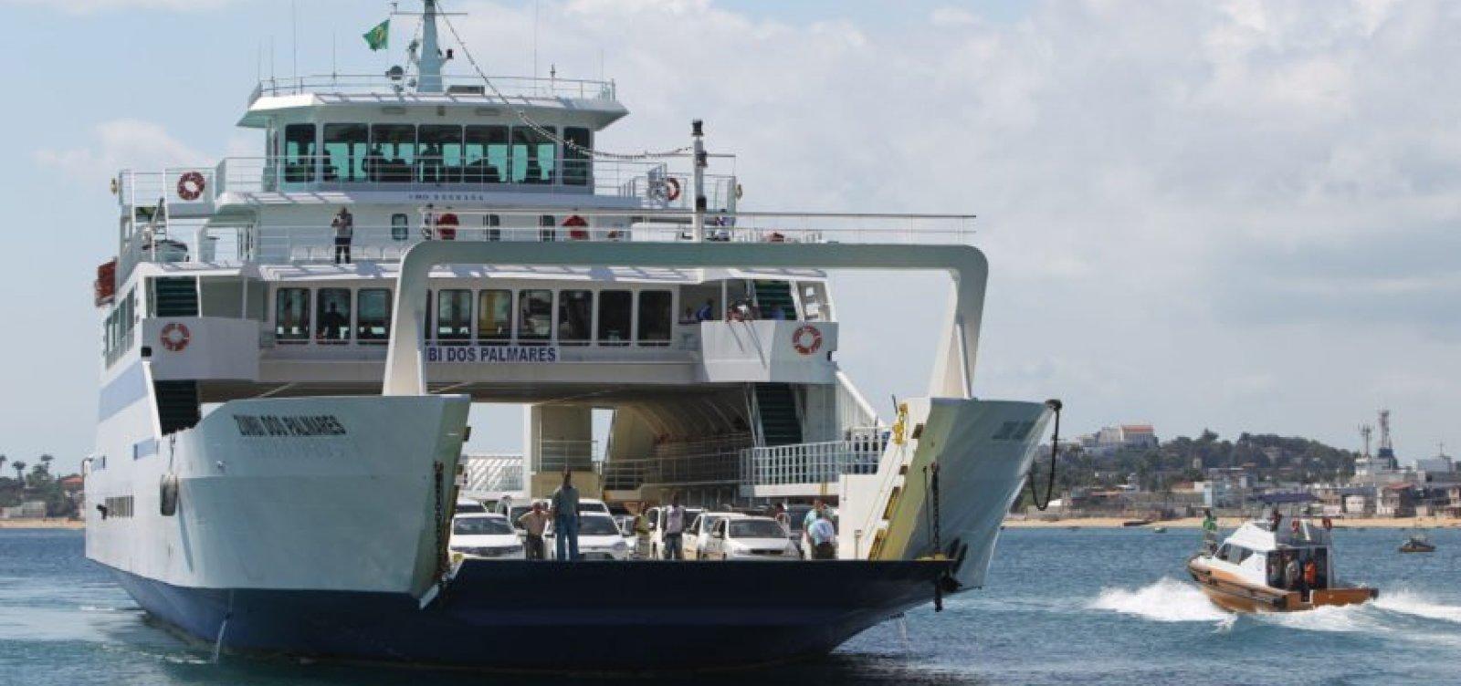 [Passageira morre após se sentir mal em embarcação do Ferry-Boat]