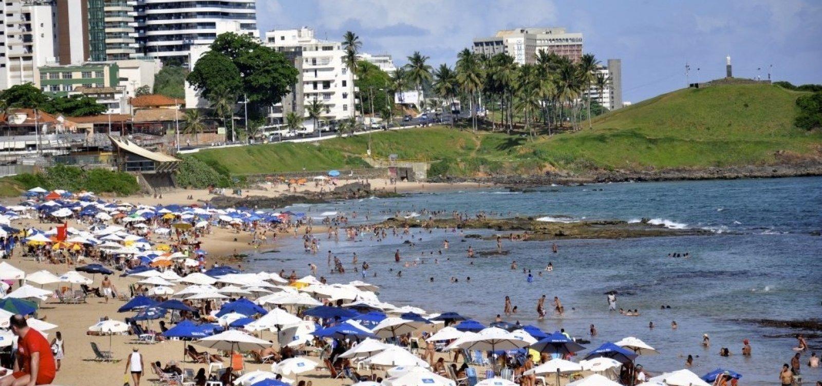 [Bahia tem 34 praias impróprias para banho; 17 estão em Salvador]