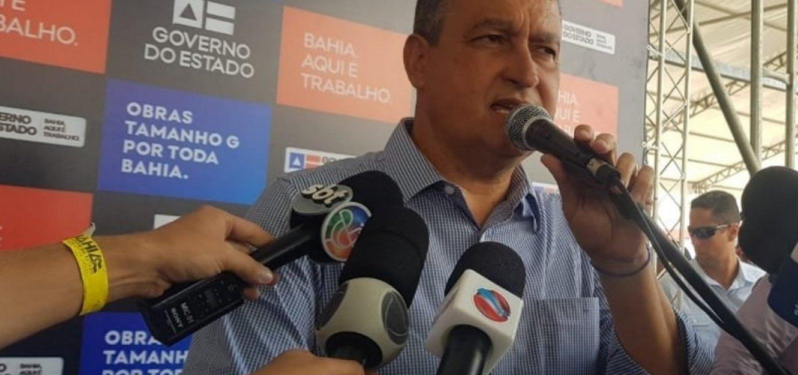 [Rui Costa repudia Bolsonaro por dizer que 'Quem quiser vir fazer sexo com mulher, fique à vontade': 'É de ficar perplexo']