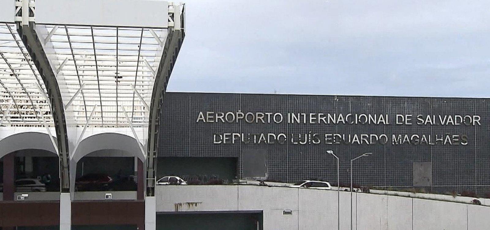 [Manutenção no Aeroporto de Salvador deixará terminal sem ar-condicionado]