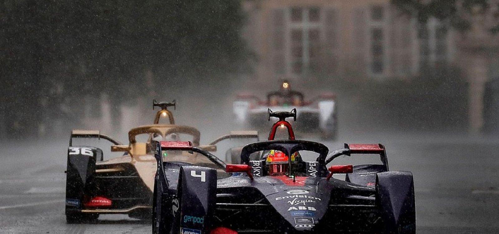 [Felipe Massa fica em nono na etapa de Paris da Fórmula E]
