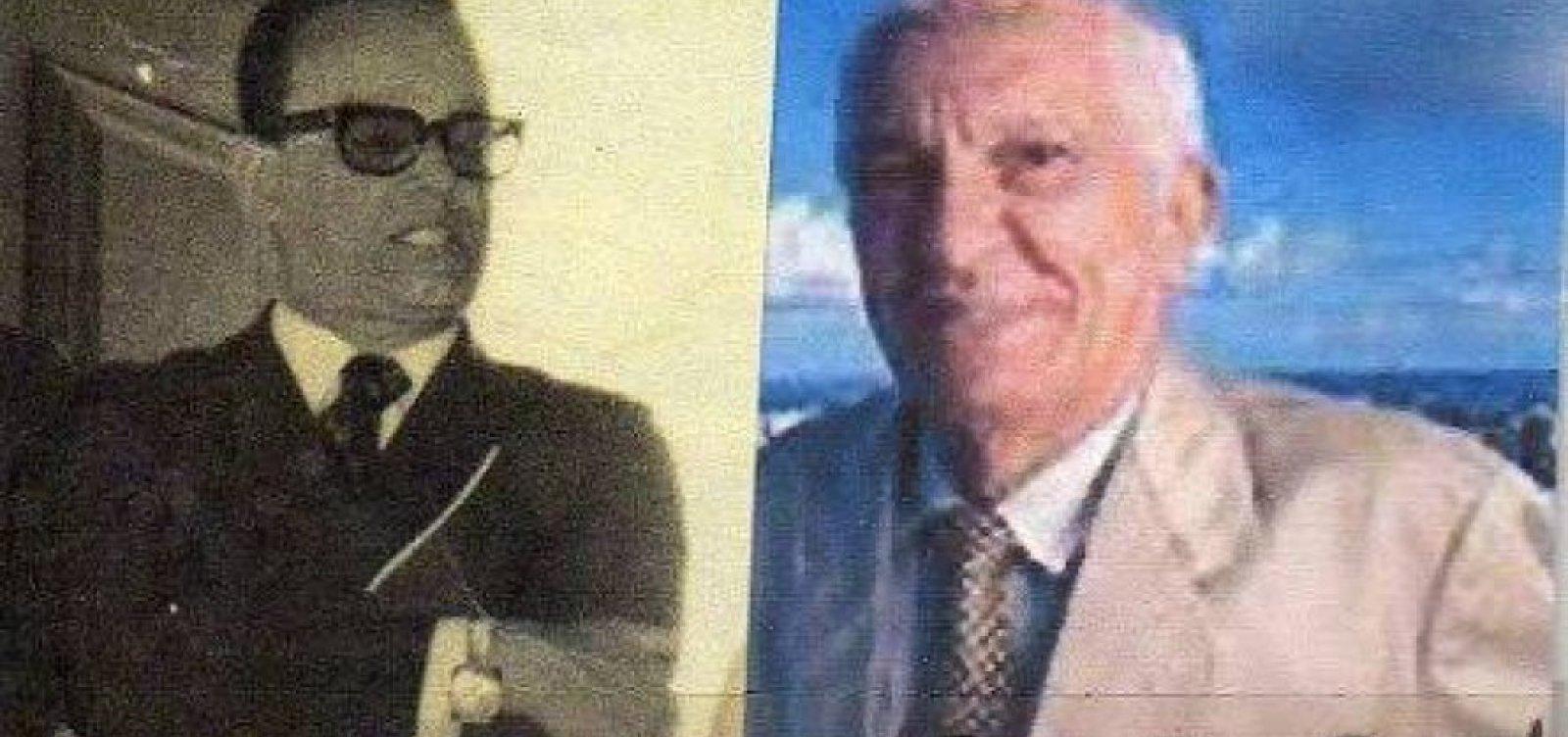 [Morre aos 94 anos, Benedito Luz]