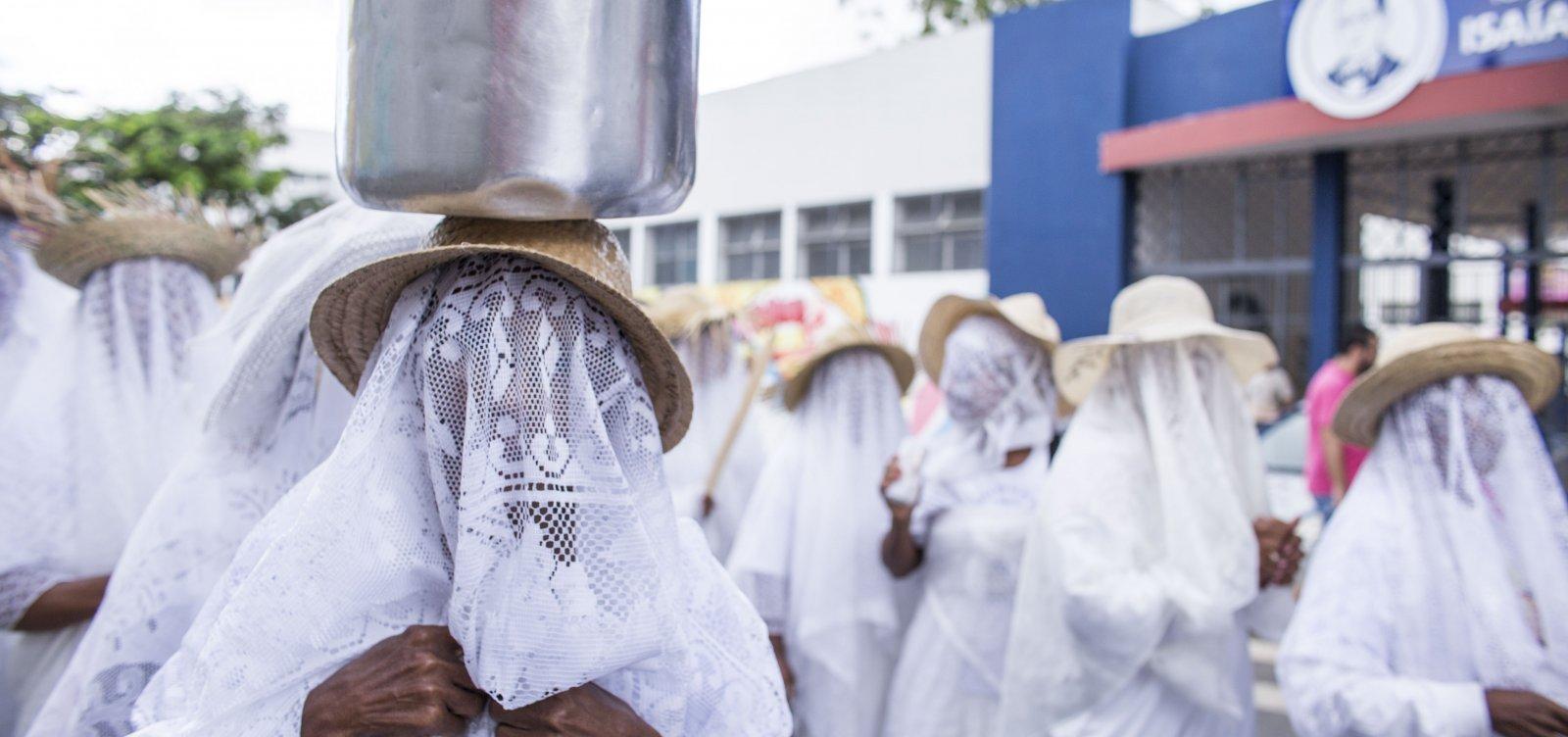 [Funceb abre convocação para grupos de manifestação de cultura popular desfilarem no 2 de Julho]