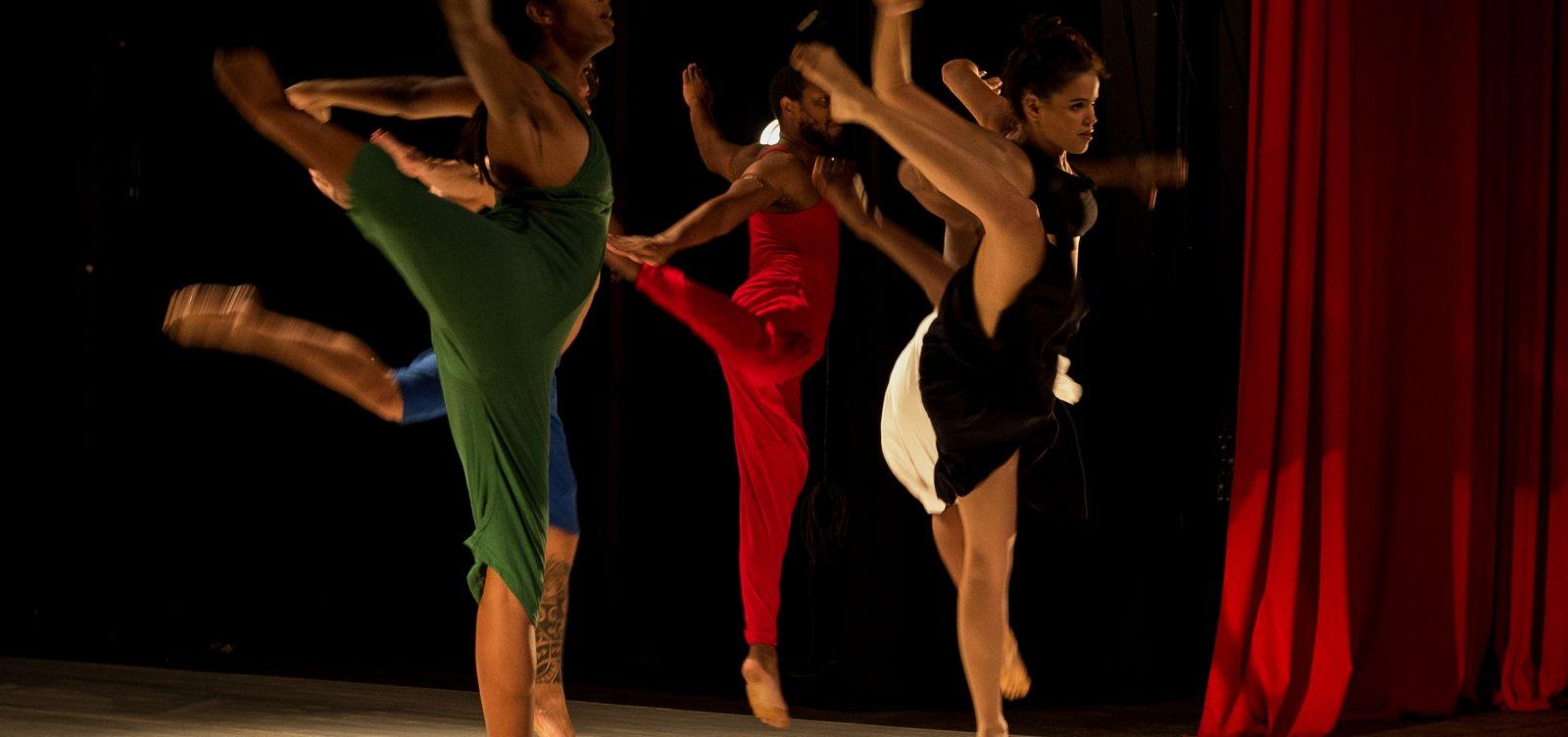 [Espetáculo de dança Tirania das Cores entra em cartaz em Salvador e Feira ]