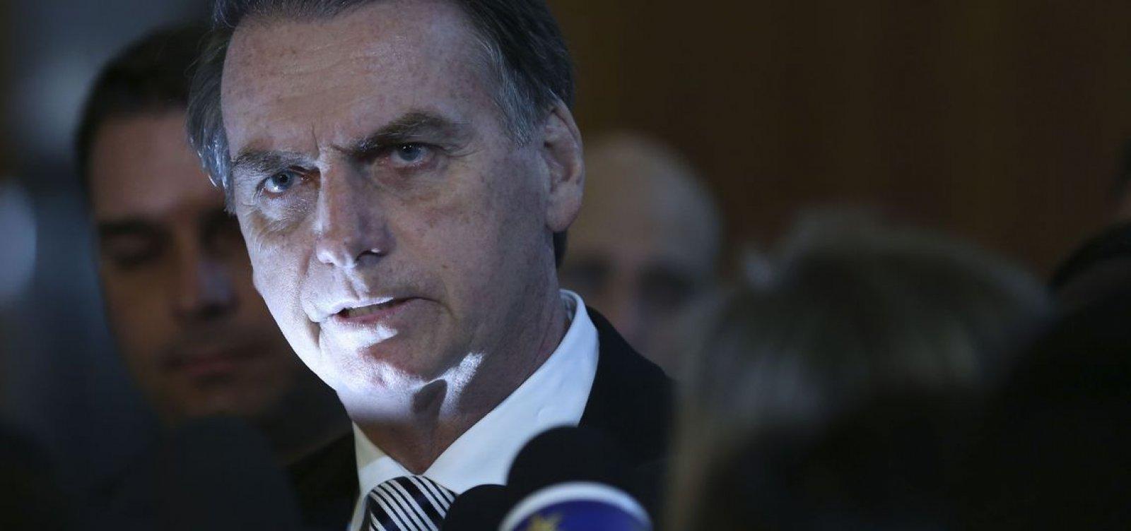 [Bolsonaro perde 'voto de confiança' dos mais pobres, aponta Ibope]