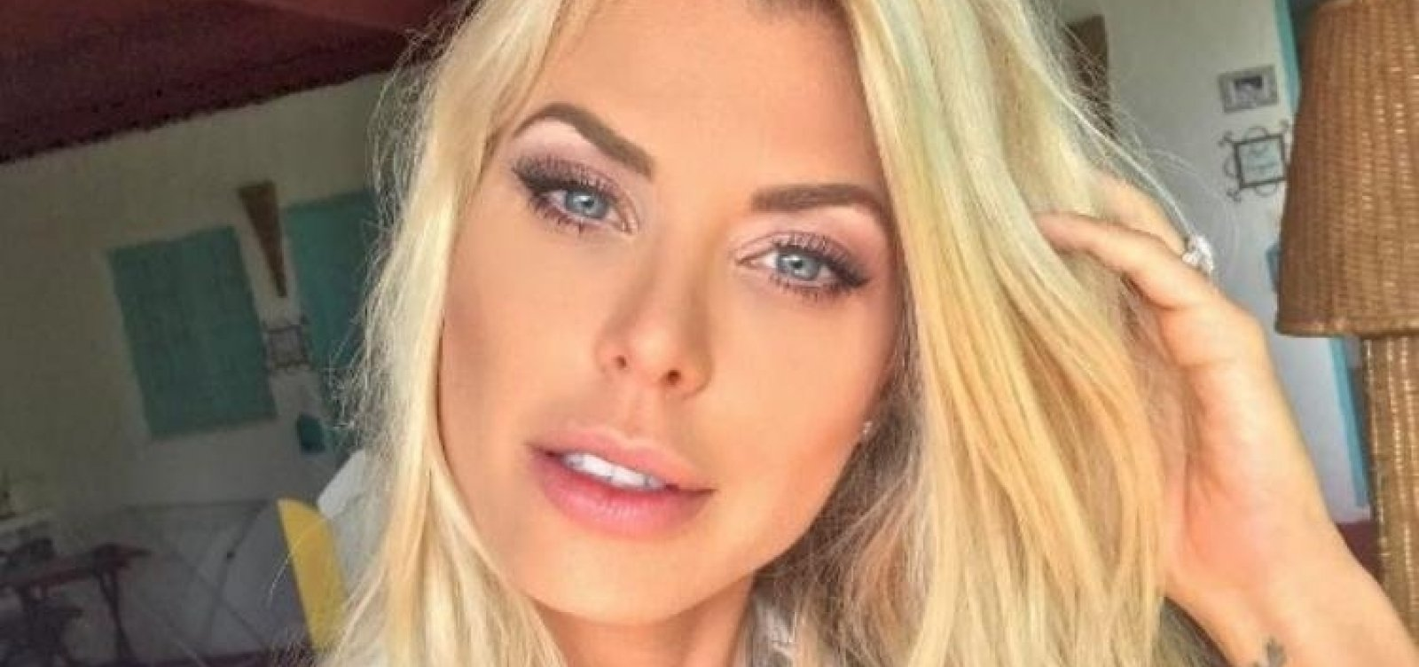 [Modelo Caroline Bittencourt é procurada no mar após vendaval atingir Ilhabela (SP)]