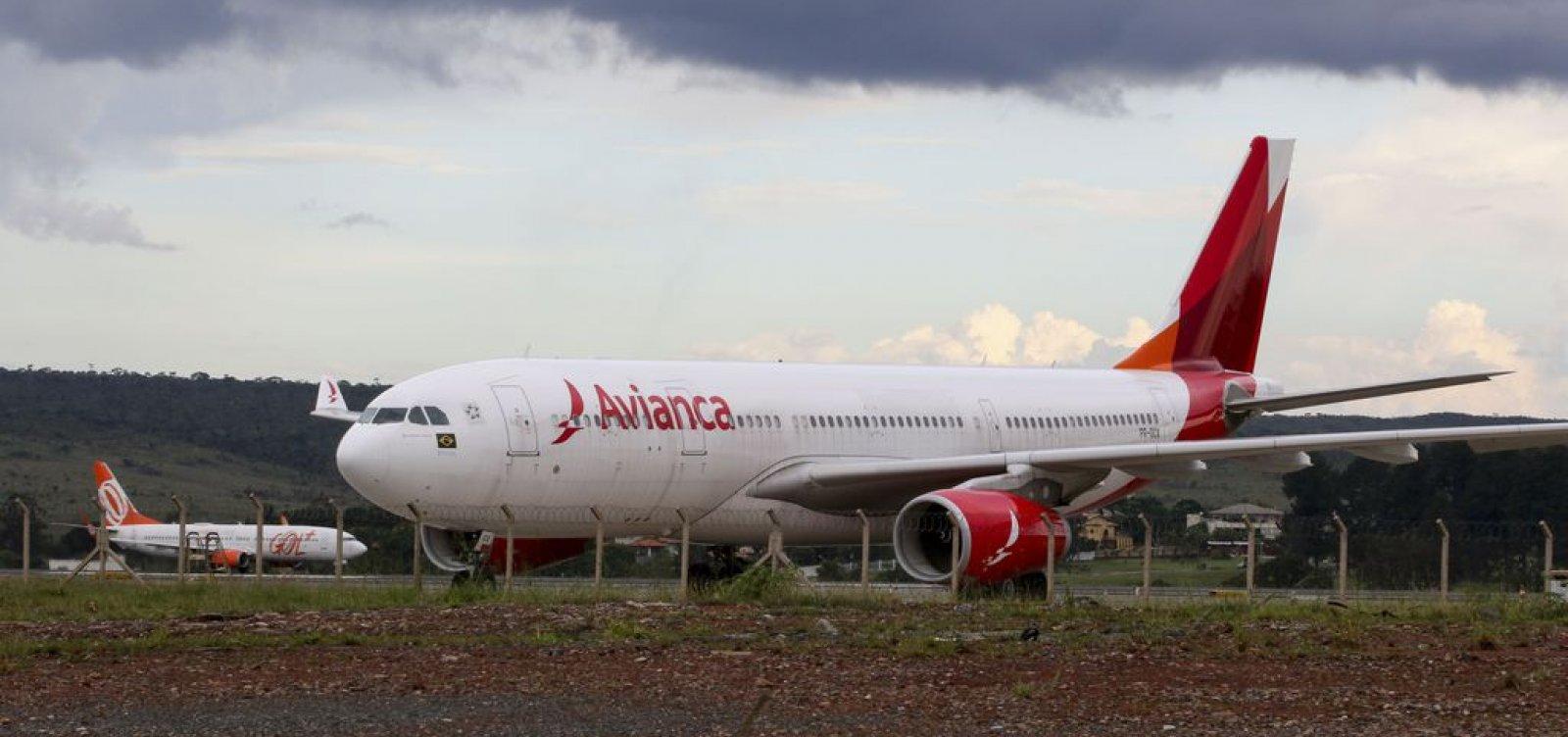 [Avianca deixa de operar no Recife e voos são cancelados]