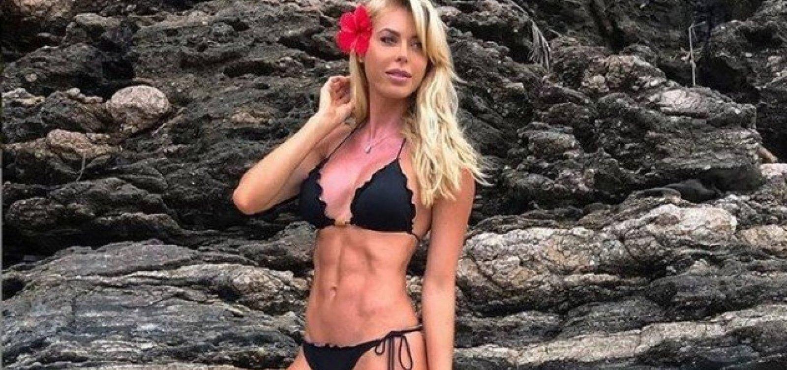 [Corpo da modelo Caroline Bittencourt é encontrado]