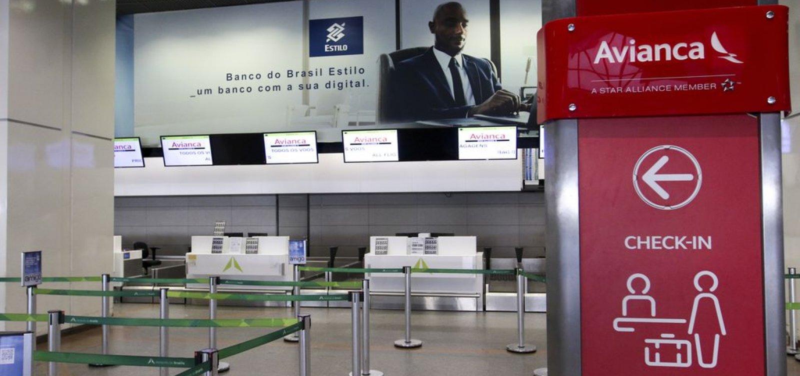 [Procura de voos para a Bahia cai 11% com crise da Avianca]