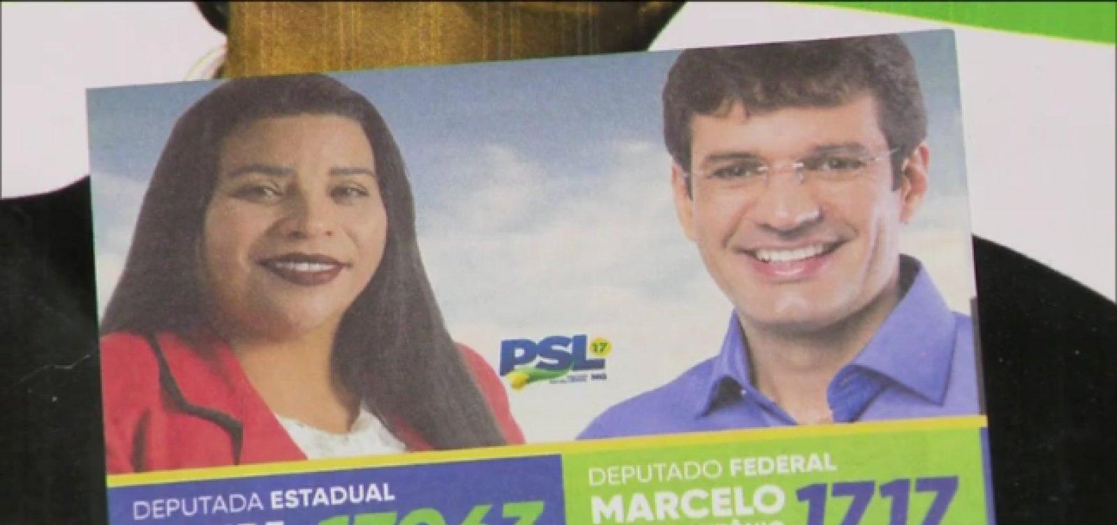[PF encontra indícios de que PSL de MG não usou parte dos valores declarados na eleição]