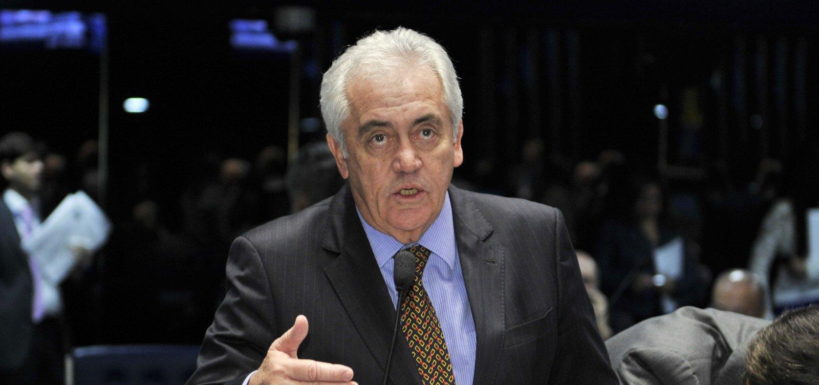 [Líder do PSD no Senado ameaça obstruir votações em caso de corte na Ufba]