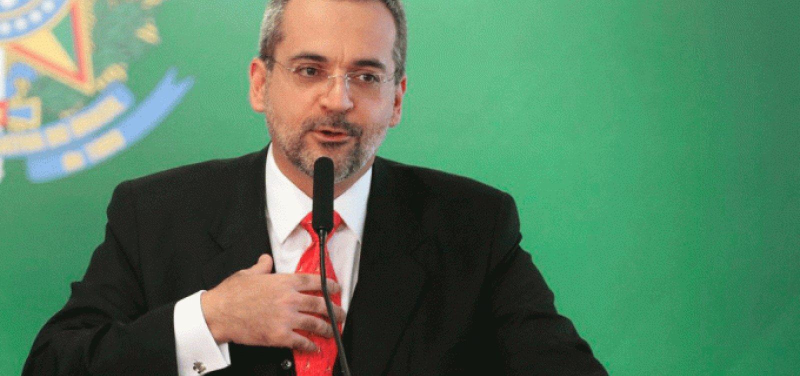 [Ministro será convocado à Comissão de Educação para explicar corte no orçamento da Ufba]
