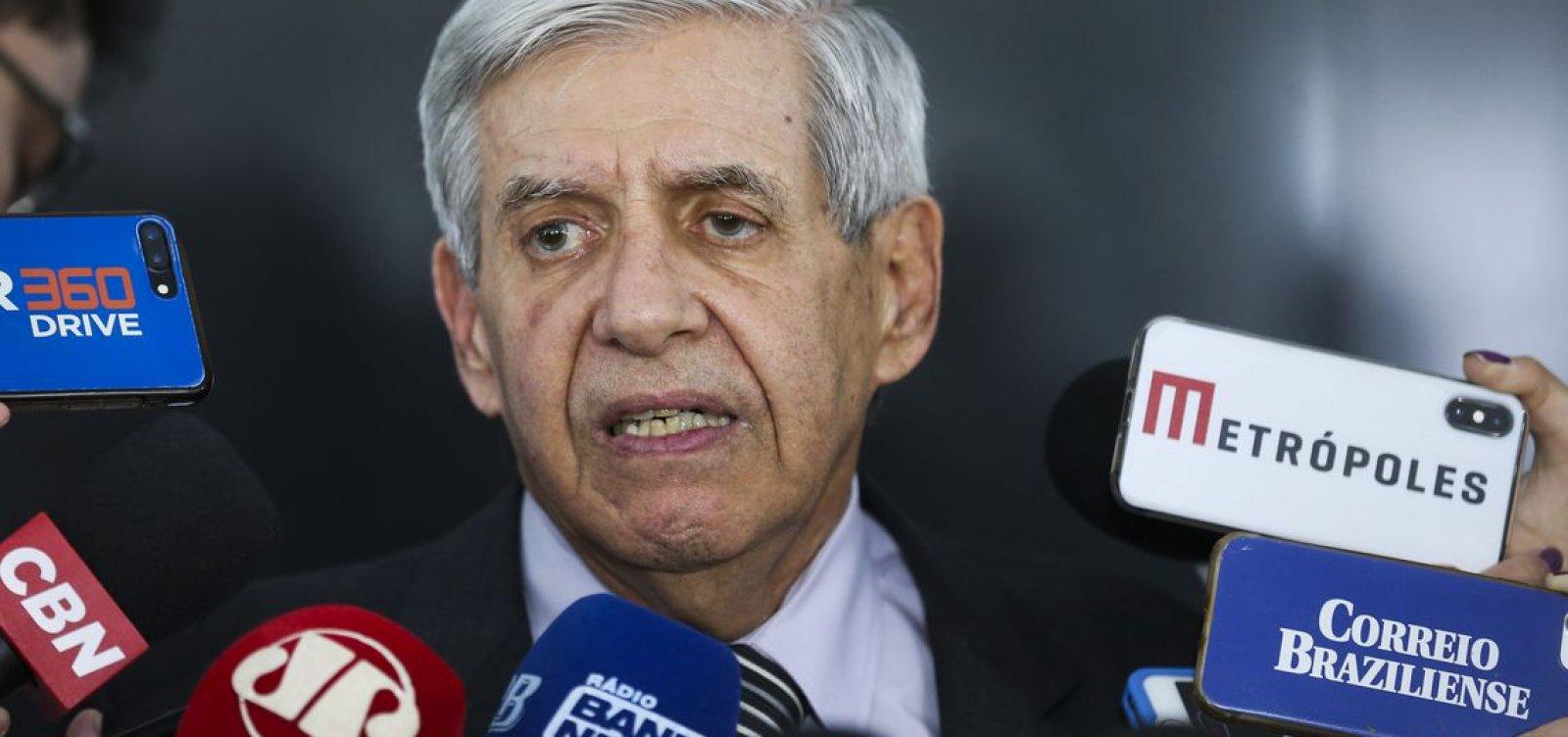 [Crise na Venezuela está longe da solução, afirma ministro do GSI]