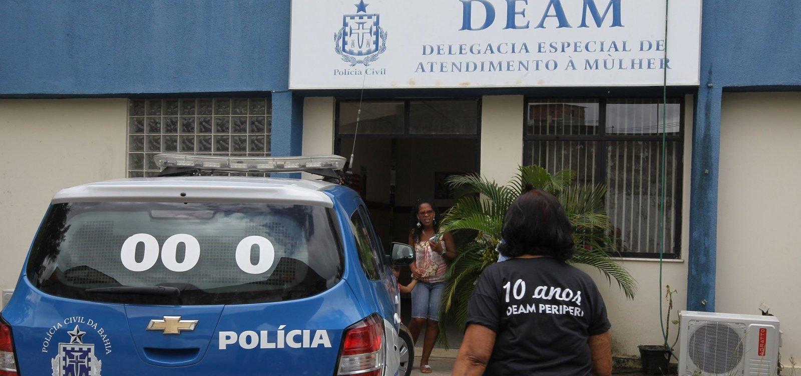 [Após mais de 3 mil denúncias de violência contra mulher, governo estadual prepara campanha]
