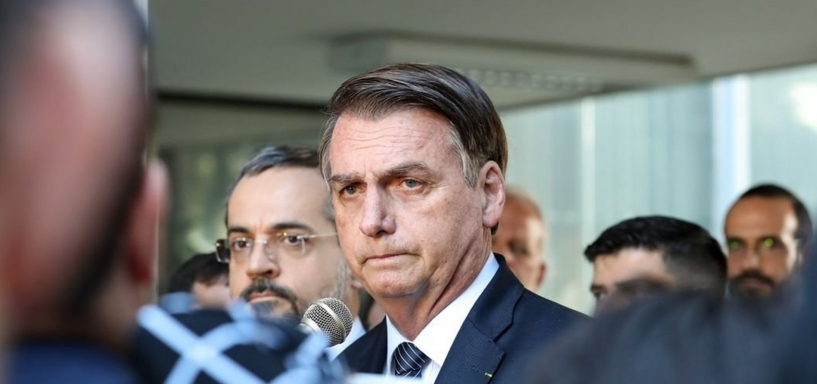 [Financial Times retira patrocínio de evento que irá homenagear Bolsonaro]