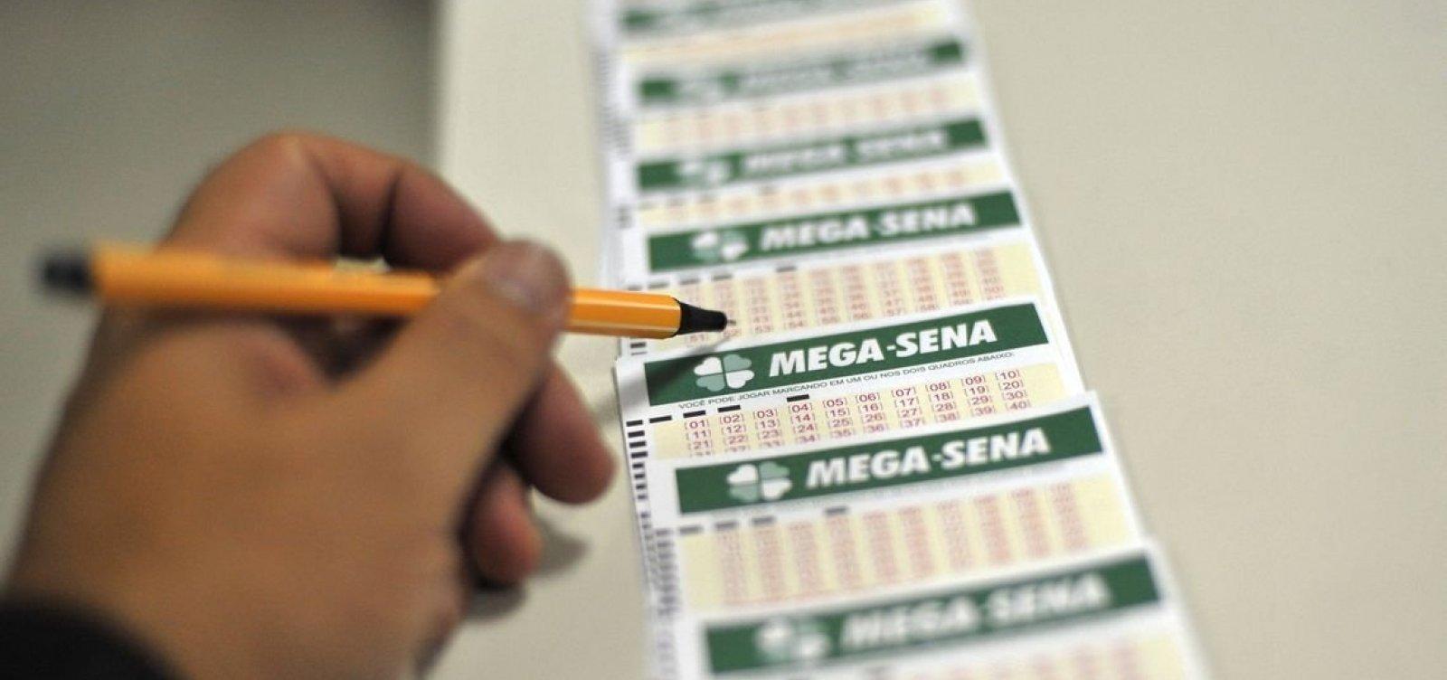 [Mega-Sena acumula mais uma vez e pode pagar R$ 140 milhões]