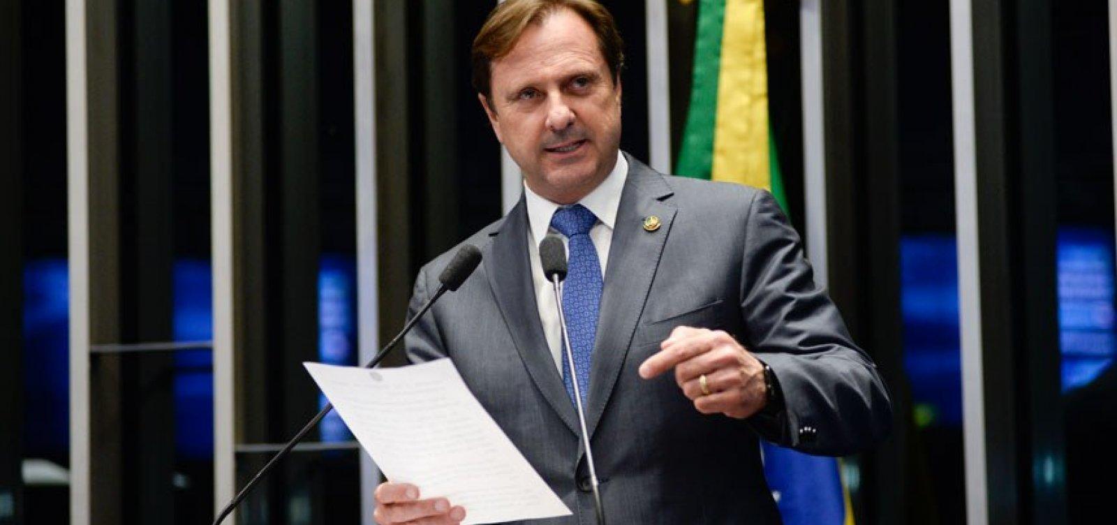 [Justiça do DF libera regime aberto para o senador Acir Gurgacz]